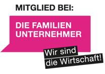 Wir sind Mitglied bei: Die Familien Unternehmer