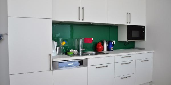 Montage Küchenspiegel - Danach: 1